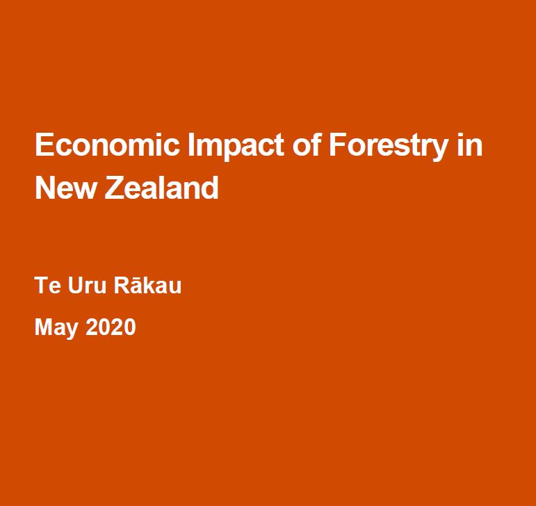 PricewaterhouseCoopers - Economic Impact of Forestry in New Zealand